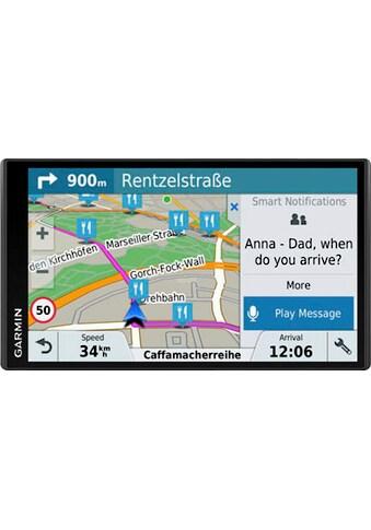 Garmin Navigationsgerät »DRIVE Smart 61 LMT-D EU«, (Europa (46 Länder) kaufen