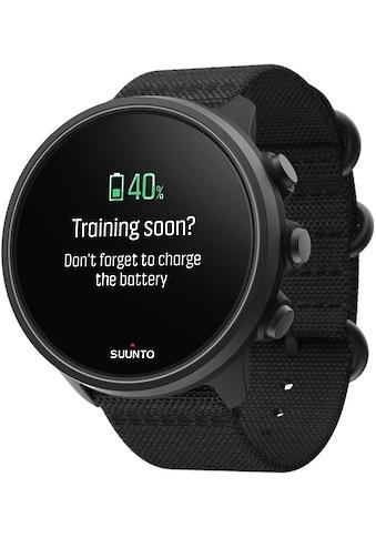 Suunto Smartwatch »9 Baro Titanium« kaufen