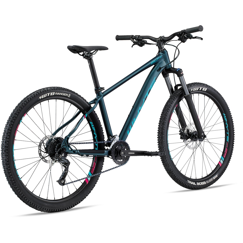 Whyte Bikes Mountainbike »604V2«, 9 Gang, Shimano, Altus Schaltwerk, Kettenschaltung