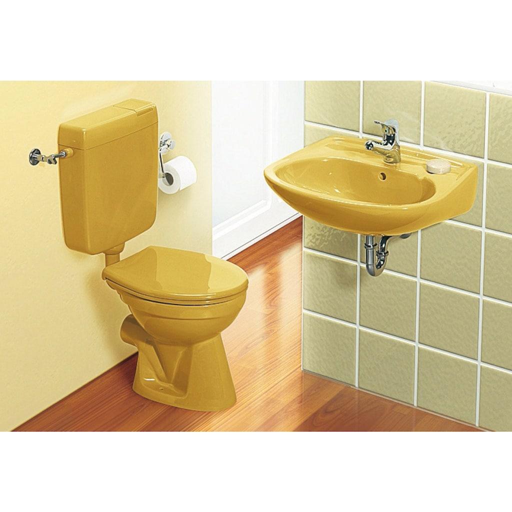 Tiefspül-WC »curry«, Keramik