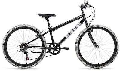 KS Cycling Kinderfahrrad »Crusher«, 6 Gang, Shimano, Tourney Schaltwerk, Kettenschaltung kaufen
