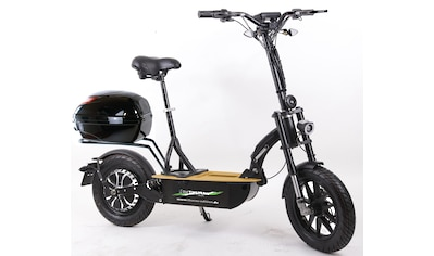 "Forca E-Scooter »""Eco-Tourer"" 20 km/h Safety«, 20 km/h, 30 km kaufen"