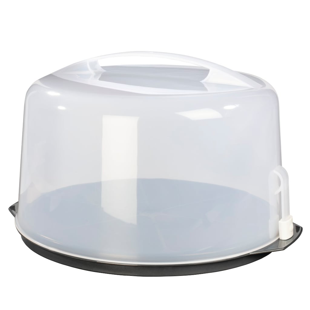 Xavax Kuchentransportbox »Kuchenbox«, (2 tlg.), rund