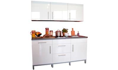 Menke Küchen Küchenzeile »Rack - Time I 180« kaufen