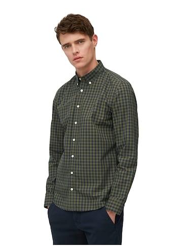 Marc O'Polo Langarmhemd, im Karostyle kaufen