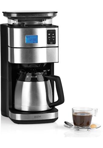 BEEM Kaffeemaschine mit Mahlwerk Fresh - Aroma - Perfect II  -  Thermo kaufen