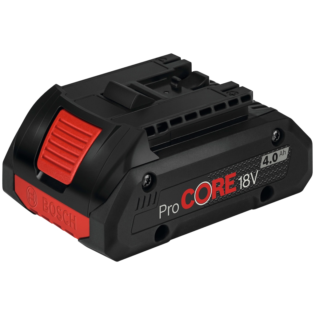 Bosch Professional Akkupacks »ProCORE 18V 4.0Ah Professional«, mit Karton