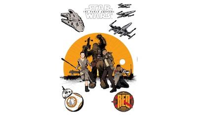 KOMAR Packung: Wandtattoo »Star Wars Resistance«, 8 - teilig kaufen