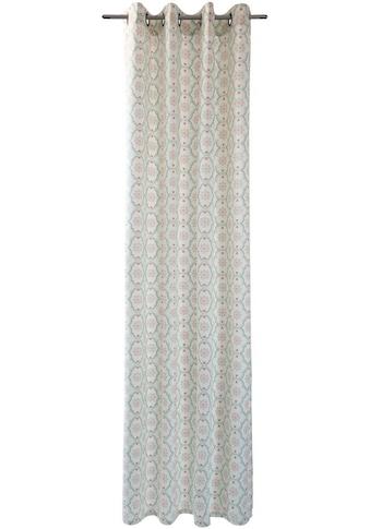 Vorhang, »Hanna«, COZZ, Ösen 1 Stück kaufen