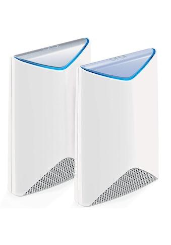 NETGEAR Orbi Pro AC3000 Tri - Band WiFi Sy »Maximieren Sie die WLAN - Geschwindigkeiten« kaufen