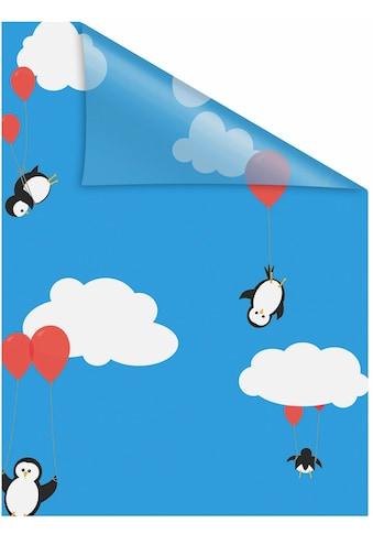 LICHTBLICK ORIGINAL Fensterfolie »Pinguine«, 1 St., blickdicht,... kaufen