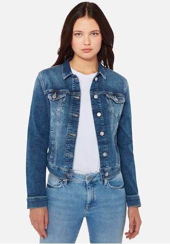 Mavi Jeansjacke »CHARLIZE-MA«, perfekter Sitz durch elastischen und hochwertigen Denim kaufen