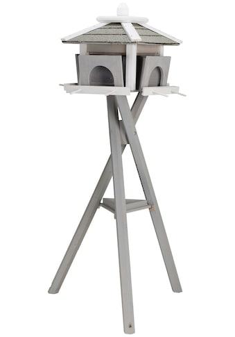 TRIXIE Vogelhaus, BxTxH: 46x46x35 cm, mit Ständer 135 cm kaufen