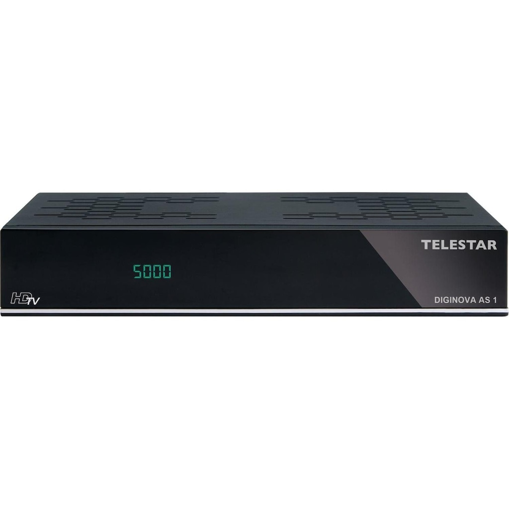 TELESTAR SAT-Receiver »DIGINOVA AS 1«, mit Irdeto Entschlüsselung für ORF