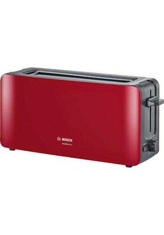 BOSCH Toaster »ComfortLine TAT6A004«, 1 langer Schlitz, 915 W kaufen