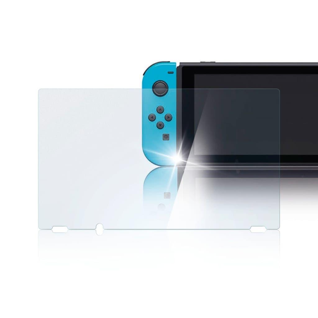 Hama Schutzglas für Nintendo Switch, 2 Stück