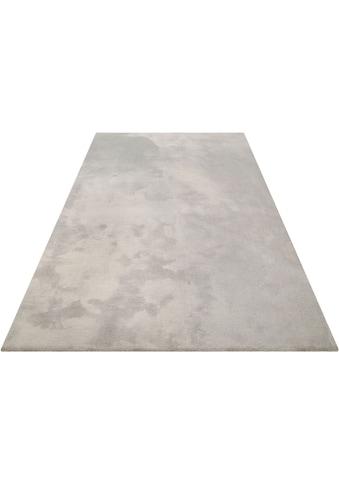 Teppich, »Vanessa«, Wecon home Basics, rechteckig, Höhe 20 mm, maschinell getuftet kaufen