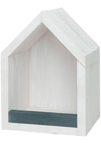 Kiehn-Holz Vogelhaus, BxTxH: 16x22x13 cm, mit Rückwand kaufen