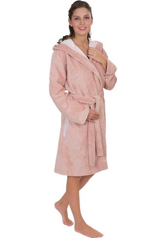 Damenbademantel »6121«, Wewo fashion kaufen