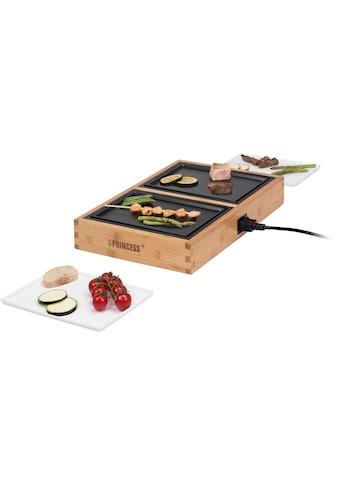 PRINCESS Teppanyakigrill Dinner4Two Pure 104020, 420 Watt kaufen