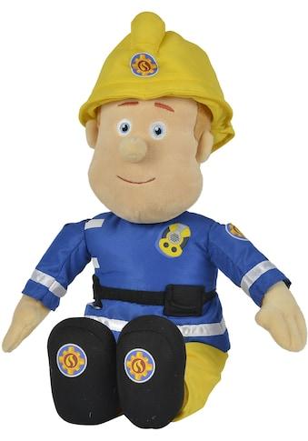 SIMBA Plüschfigur »Feuerwehrmann Sam, Plüschfigur 45 cm« kaufen