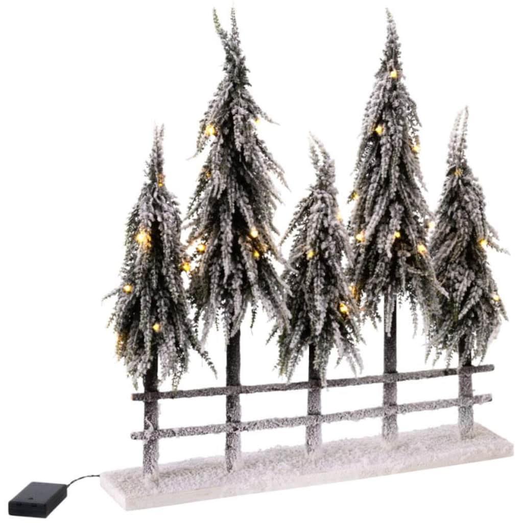 LED Baum»Winterwald«