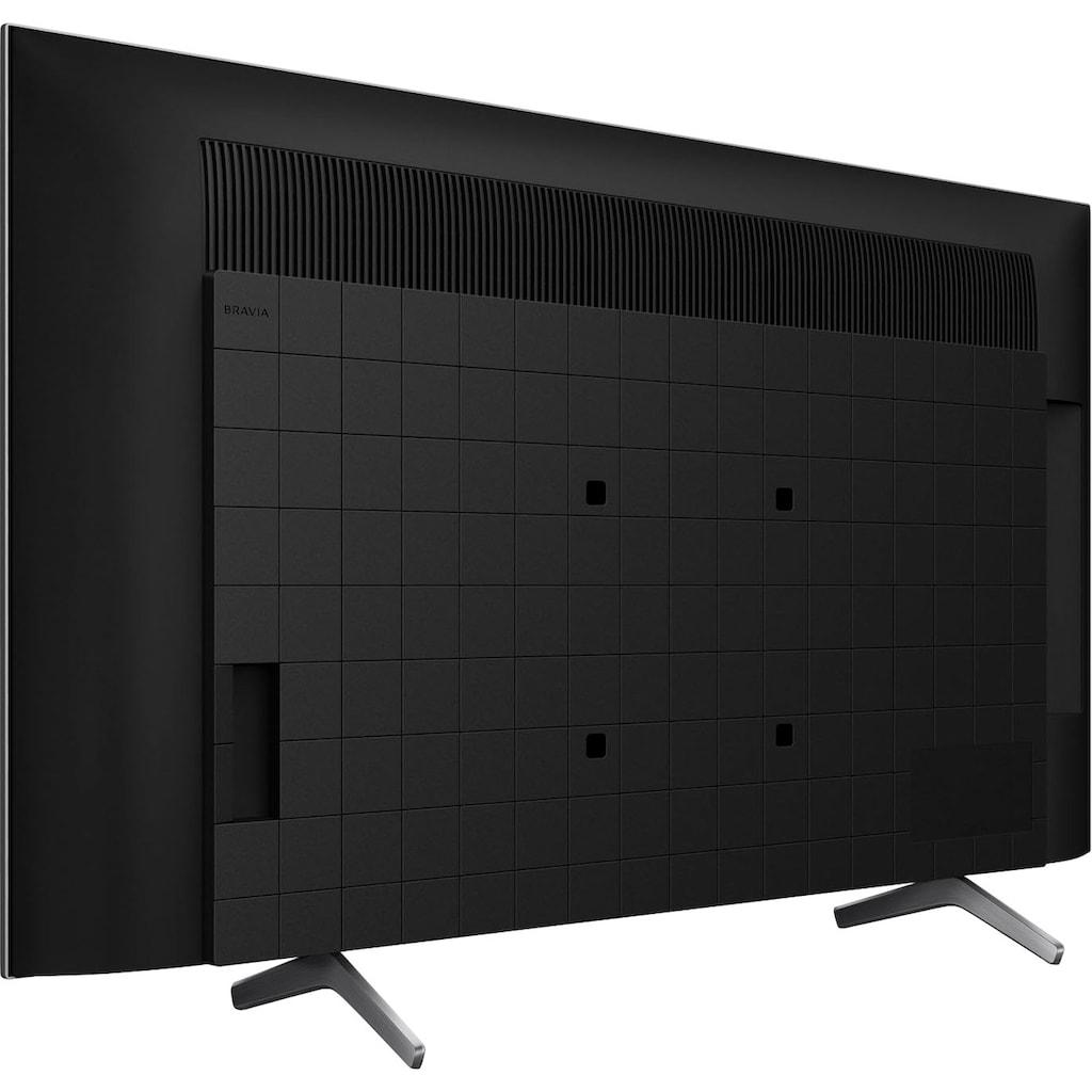 "Sony LCD-LED Fernseher »KD-50X80J«, 126 cm/50 "", 4K Ultra HD, Google TV, Flatscreen TC, Smart TV"