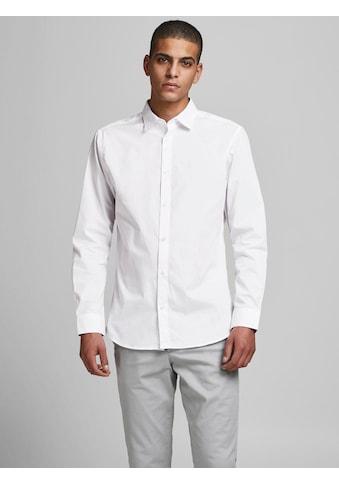 Jack & Jones Langarmhemd »JOE SHIRT LS 2 PACK«, (Packung, 2er-Pack) kaufen