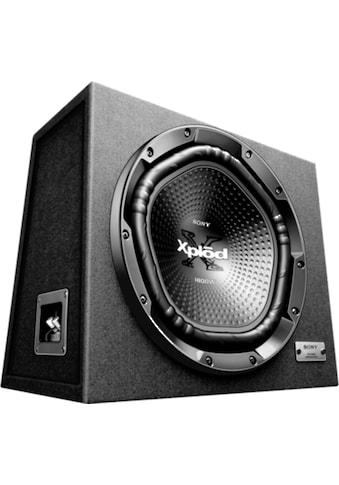 Sony Lautsprecher »Subwoofer« kaufen