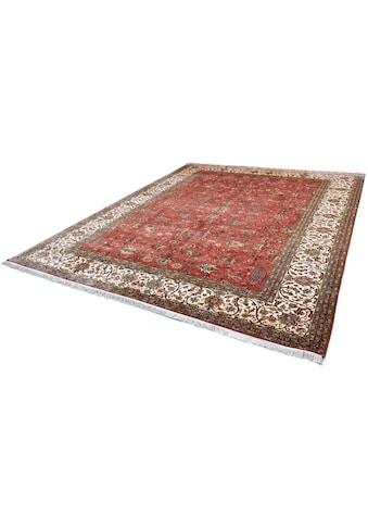 Kayoom Seidenteppich »Allover 5134«, rechteckig, 10 mm Höhe, Einzelstück mit... kaufen