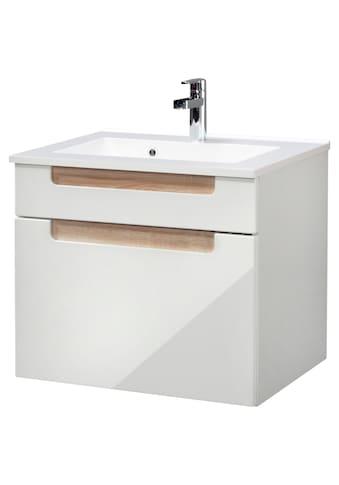 HELD MÖBEL Waschtisch »Siena«, Breite 60 cm, (2 - tlg.) kaufen