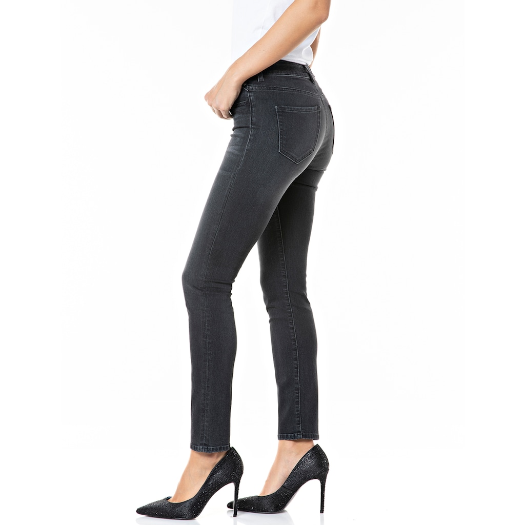 Replay Straight-Jeans »Faaby«, im 5-Pocket-Style