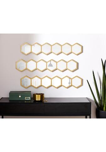 Leonique Wanddekoobjekt »Spiegel« kaufen