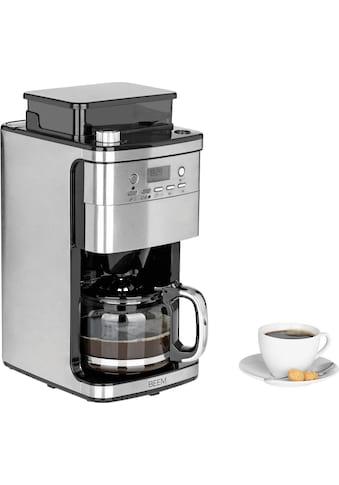 BEEM Kaffeemaschine mit Mahlwerk »Fresh-Aroma-Perfect Superior«, Permanentfilter, 1x4, mit Glaskanne kaufen