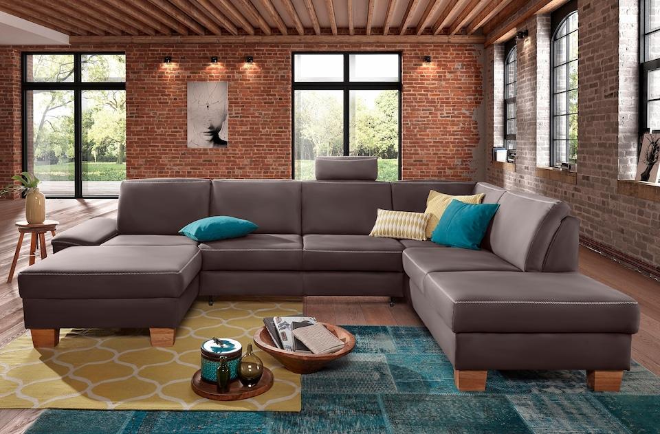 exxpo sofa fashion wohnlandschaft auf raten kaufen. Black Bedroom Furniture Sets. Home Design Ideas