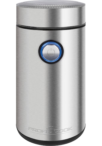 ProfiCook Kaffeemühle »PC-KSW 1216«, 150 W, Schlagmesser, 40 g Bohnenbehälter kaufen