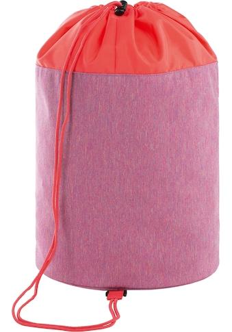 Lässig Sporttasche »About Friends Mélange Pink« kaufen