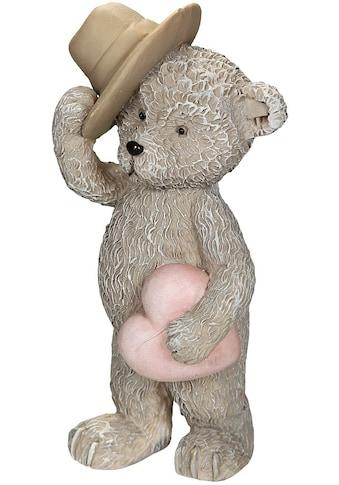Ambiente Haus Dekofigur »Bär mit Hut« kaufen
