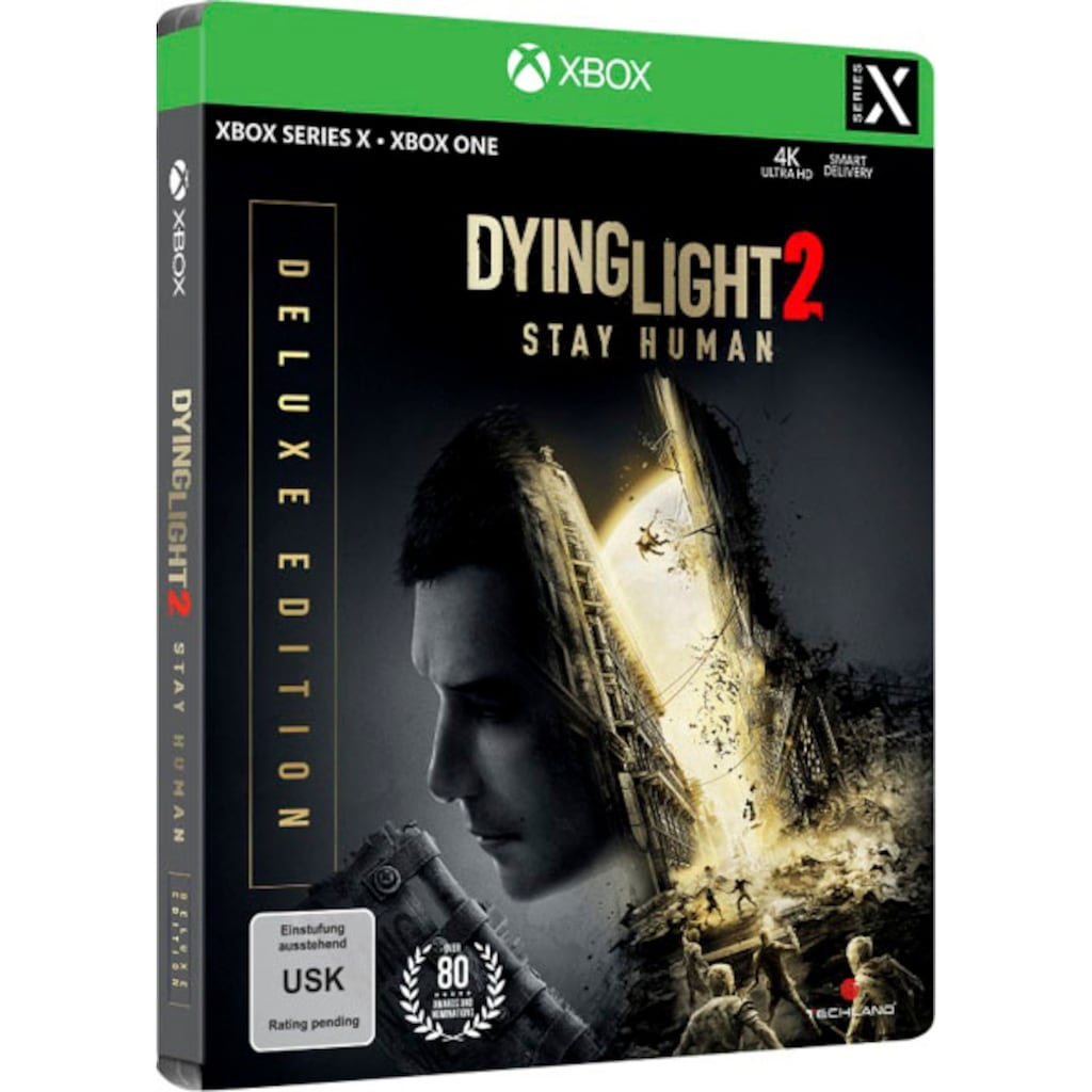 Koch Media Spiel »Dying Light 2 Stay Human Deluxe Edition«, Xbox Series X-Xbox One