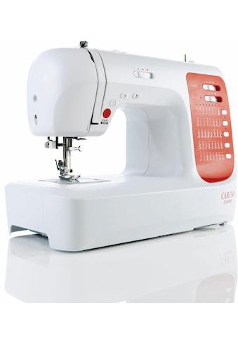 Carina Computer - Nähmaschine Comfort, 40 Nähprogramme kaufen