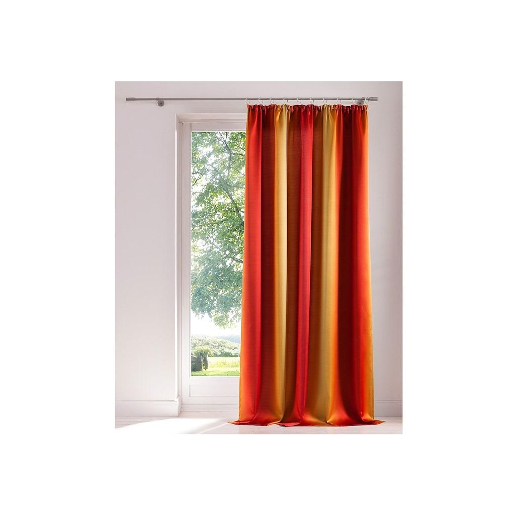 my home Verdunkelungsvorhang »Bondo«, Vorhang, Gardine, Fertiggardine, verdunkelnd
