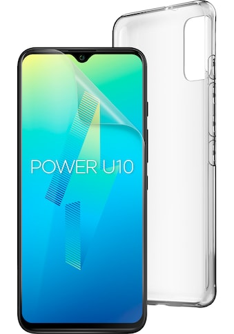 "WIKO Smartphone »Power U10 inkl. Soft Case & Schutzfolie«, (17,32 cm/6,82 "", 32 GB... kaufen"