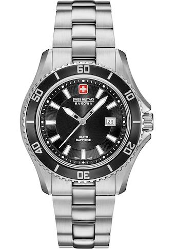 Swiss Military Hanowa Schweizer Uhr »NAUTILA LADY, 6 - 7296.04.007« kaufen