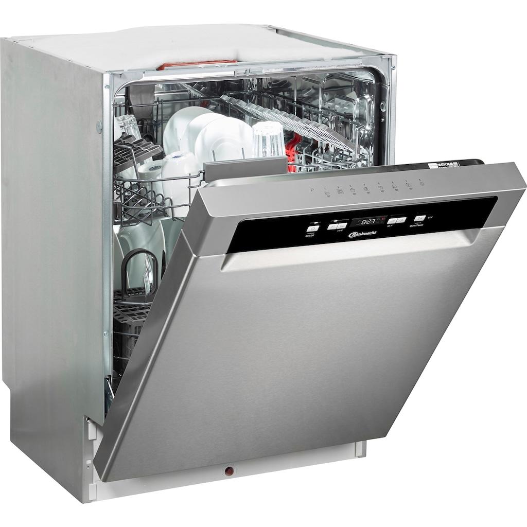 BAUKNECHT Unterbaugeschirrspüler »OBUC ECOSTAR 5320«, OBUC ECOSTAR 5320, 9,5 l, 14 Maßgedecke