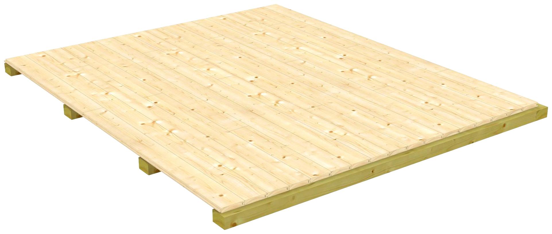 Fußboden für Gartenhäuser »Axel 230«, BxT: 477x227 cm günstig online kaufen