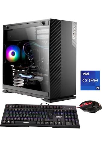Hyrican Gaming-PC »Alpha 6677«, Gaming-Maus und Tastatur mit RGB-Beleuchtung, WLAN:... kaufen