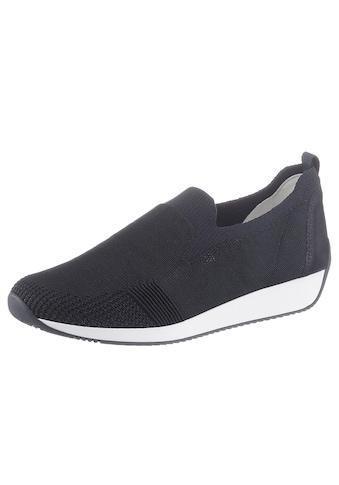 Ara Slip-On Sneaker »LISSABON«, zum Schlupfen kaufen