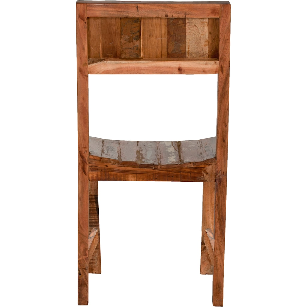SIT 4-Fußstuhl »Fridge«, Shabby Chic, Vintage