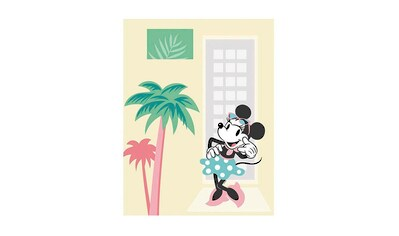 KOMAR XXL Poster »Minnie Mouse Palms« kaufen