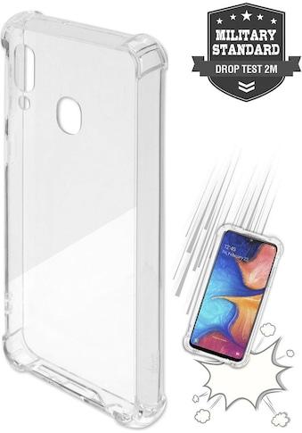 4smarts Smartphonetasche »Hard Cover IBIZA für Samsung Galaxy A20e«, Passend für... kaufen